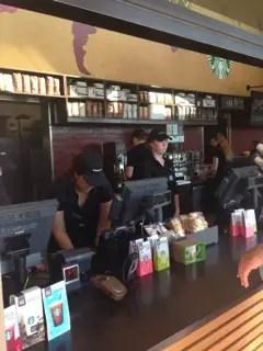 DTD Starbucks Employees