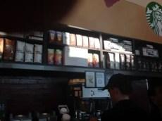 DTD Starbucks Interior