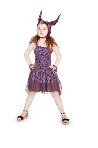 Maleficent Dress for kids