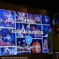 Walt Disney Museum-Tiki Bird Animatronics