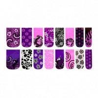 Tangled Web Nail Appliqués. From Disney Parks Blog.