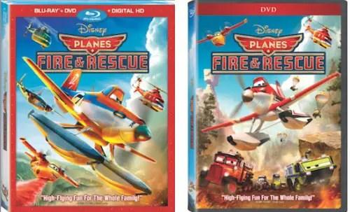 "Disney ""Planes: Fire & Rescue"""