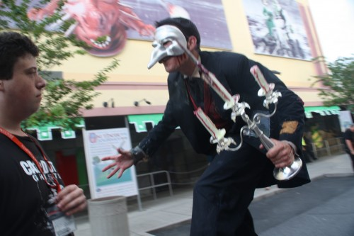 Maskerade Unstitched