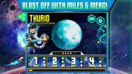 Miles from Tomorrowland: Missions