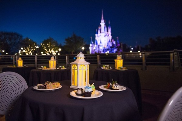 Wishes Fireworks dessert party
