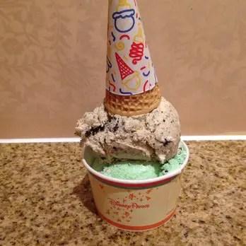 Gibson Girl ice cream