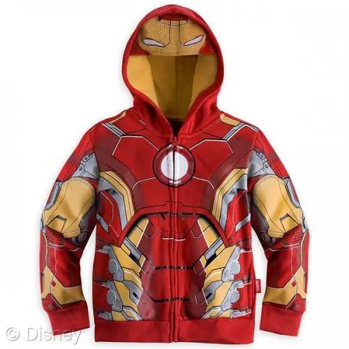 Marvel age of ultron fleece hoodie