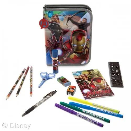 Marvel avengers stationary kit