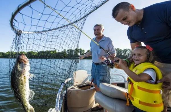 disney fishing