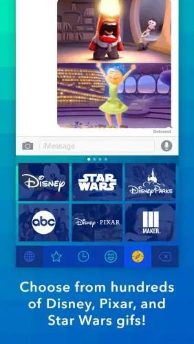 DisneyGif iPhone