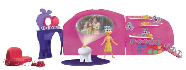 Inside out headquarters