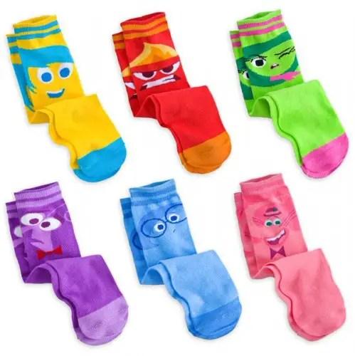 Inside out sock set