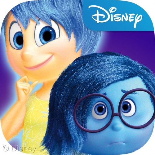 Inside out storybook deluxe app