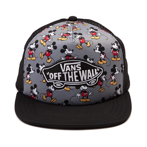 Vans Mickey Mouse hat