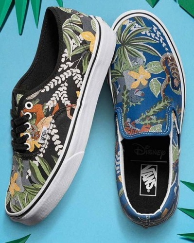 c9fc01f136d Disney and Vans Partner for a Fall Collection