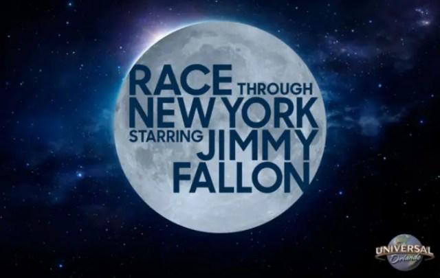 Jimmy Fallon Race through New York