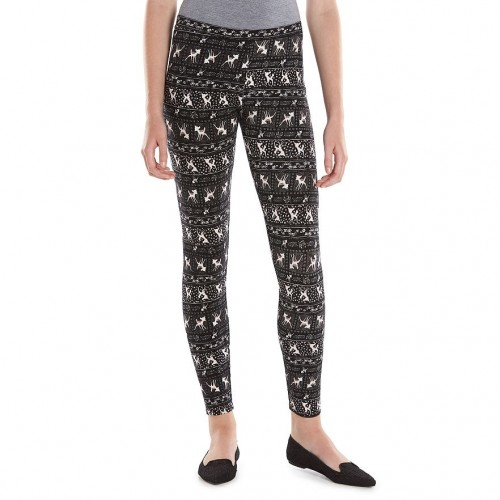Kohls Bambi Leggings