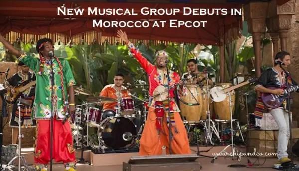 Musical Group at Epcot