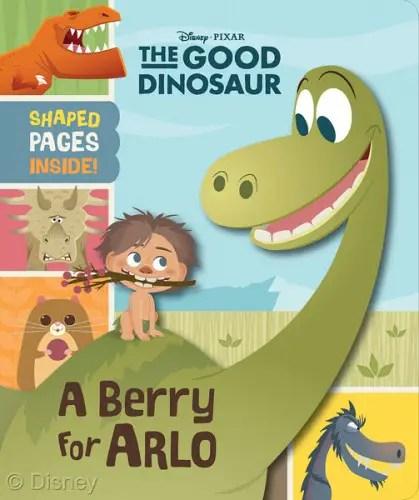 The Good Dinosaur book