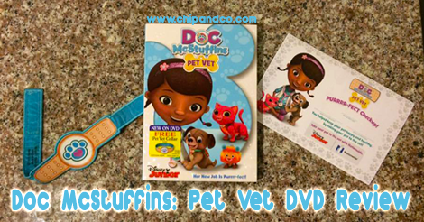 Doc McStuffins Pet Vet Review