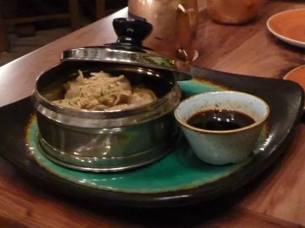 The S.E.A. Shu Mai dumplings