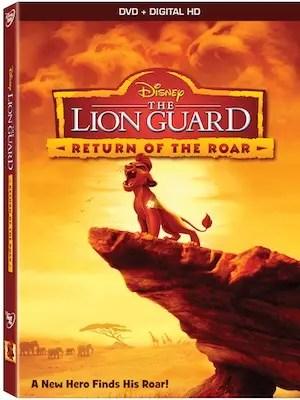 Lion Guard DVD