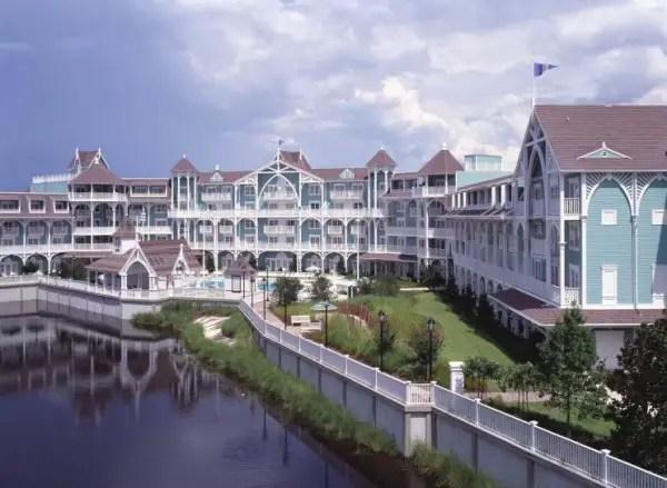 Disney's Beach Club Villas Receives Top Honors 1