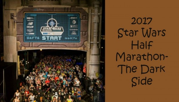 dark side marathon
