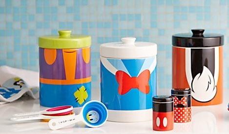 Disney Parks Canisters