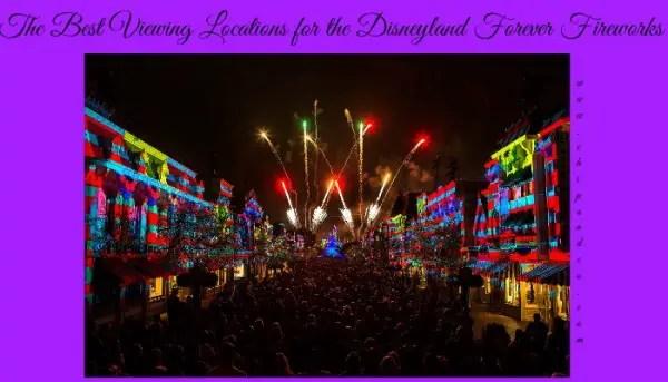 disneyland fireworks article