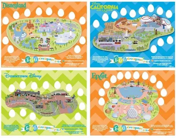 egg maps