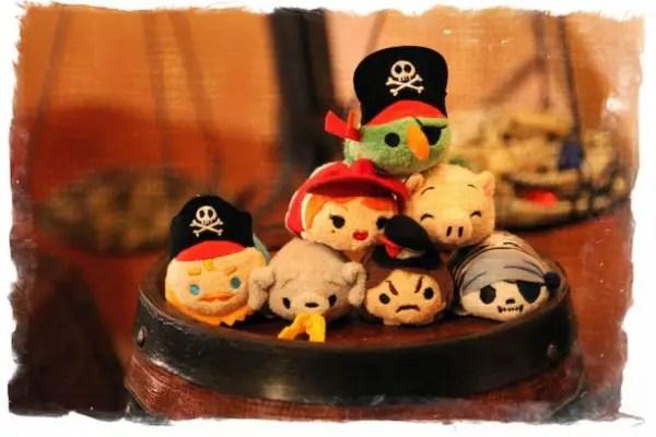 tsum Tsum Pirates 2