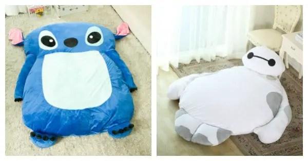 Disney Character Beds