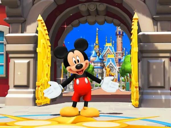 Magic Kingdoms Mickey