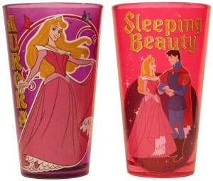 Sleeping Beauty Glasses