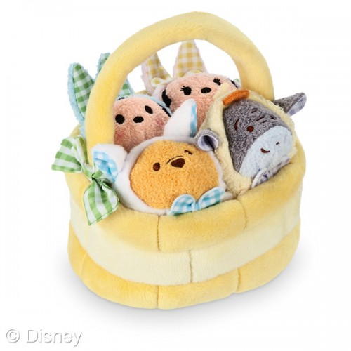 Tsum Tsum Easter Basket