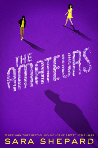The Amateurs book cover (1)