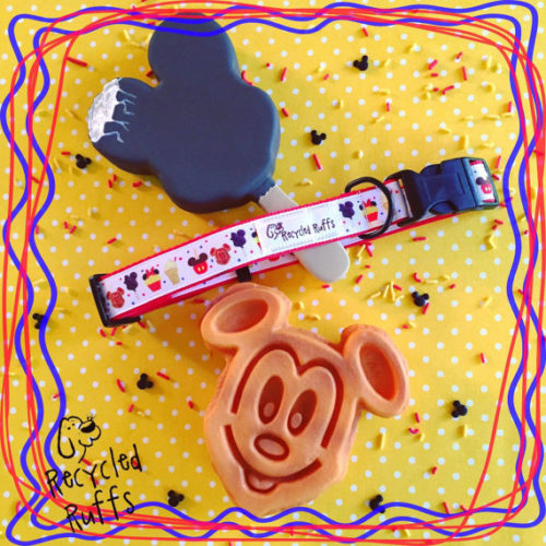 Disney Sweet Treats Dog Collar