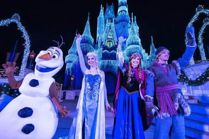 Frozen Magic Kingdom
