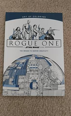 Rogue One Coloring Book