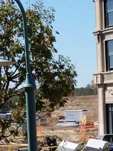 Walt Disney World Star Wars & Toy Story Land Construction Update 2