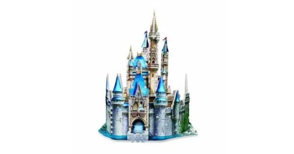 Cinderella 3D Castle Puzzle