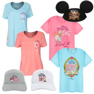 0bb43a461e790 First look: 2017 Disney Princess Half Marathon Weekend Merchandise