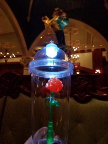 Beauty and the Beast Rose Cup now available at Walt Disney World 1