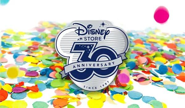 Disney Store Celebrates 30