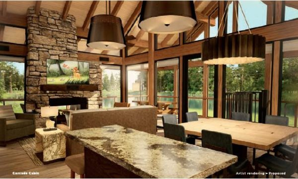 Copper Creek Villas & Cabins at Disney's Wilderness Lodge Available for Sale on April 5th 3