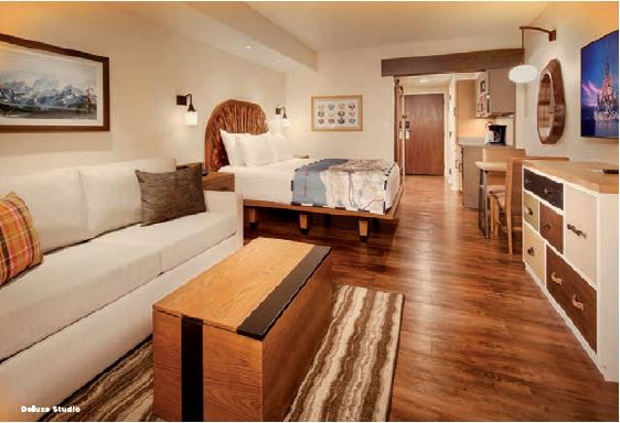 Copper Creek Villas & Cabins at Disney's Wilderness Lodge Available for Sale on April 5th 1
