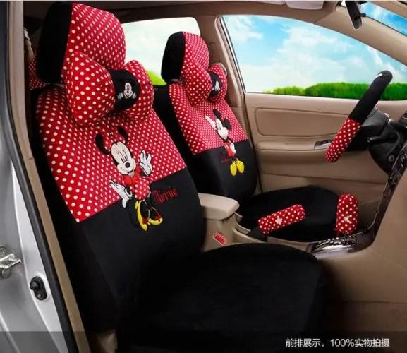 Disney Car Seat Covers