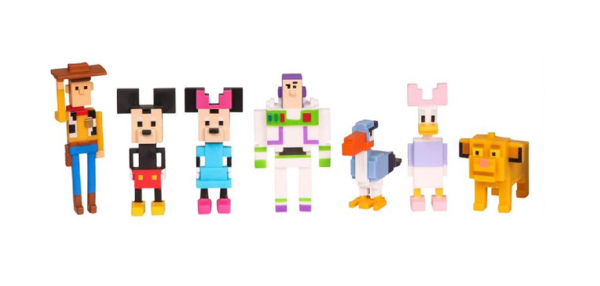 Disney Crossy Road Product Line