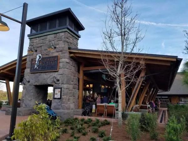 Wilderness Lodge Geyser Point